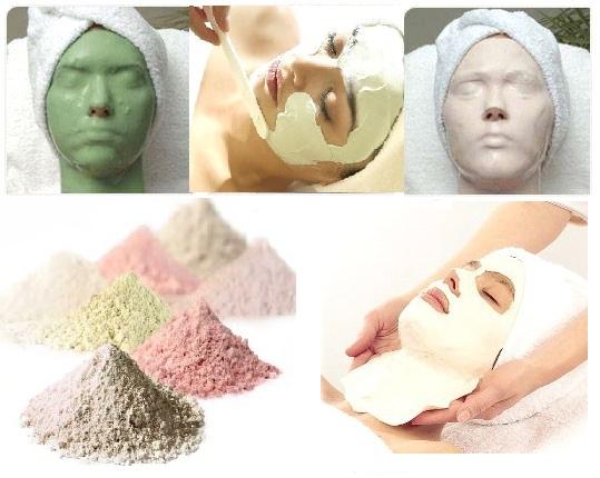 Антиоксидантная альгинатная маска с коэнзимом Q10