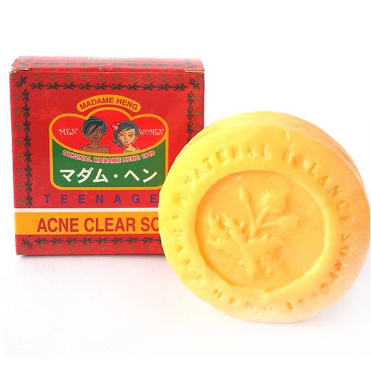Мыло для лечения угревой сыпи с экстрактом чайного дерева 150г