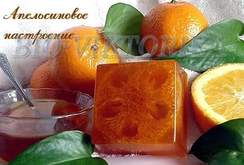 Bio-Viktorika Мыло-скраб с натуральной люфой
