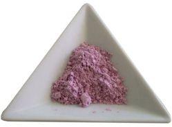 Фиолетовая глина