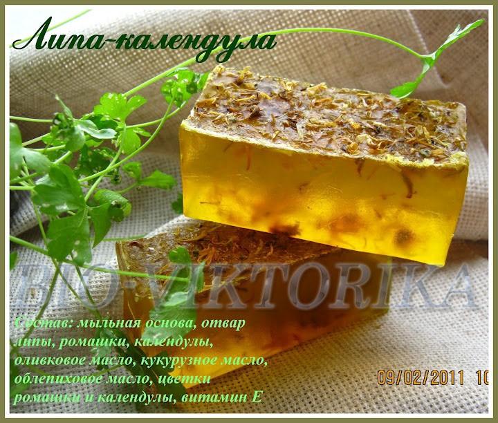 Bio-Viktorika Противовоспалительное мыло