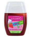 Детская зубная паста-гель со вкусом клубники 75 мл