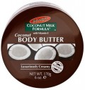 Увлажняющий и питательный крем на кокосовом масле и кокосовом молоке 170г