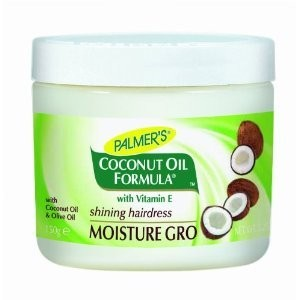 Palmers Регенерирующая маска на базе кокосового масла + витамин Е 150г.