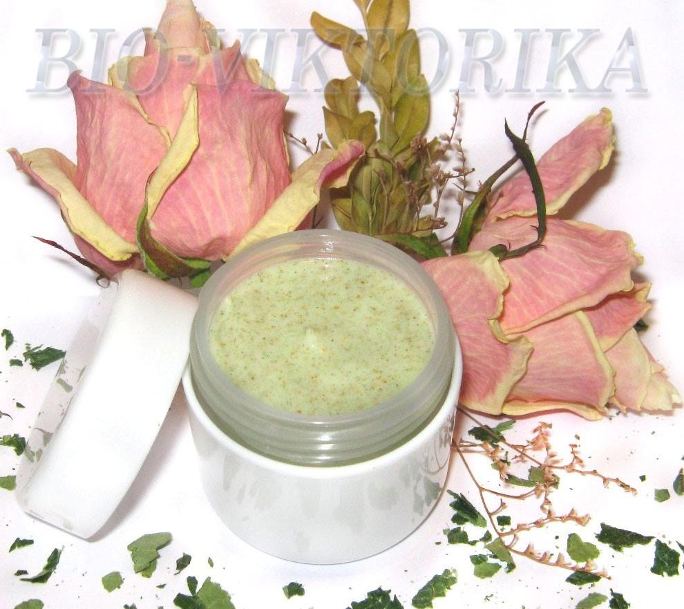 Bio-Viktorika Кремовый скраб для лица