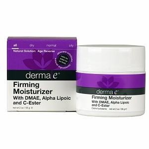 Derma E Лифтинг крем для лица с ДМАЭ, альфа-липоевой кислотой и витамином С 56г