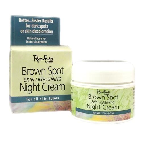 Reviva Ночной крем с гидрохиноном для осветления кожи 42мл.