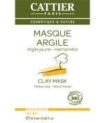 Органическая Желтая маска для нормальной и сухой кожи 12.5г. (1 саше)