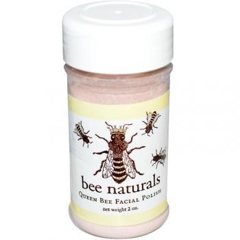 Bee naturals Полирующий и очищающий порошок для лица 56г.