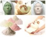 Альгинатная маска для комби и жирной кожи
