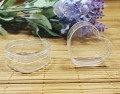 Баночка пластик Сердечко 4мл