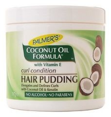 Palmers Кондиционер для вьющихся волос с натуральными маслами и кератином  400 г