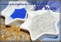 Кремовый скраб с солью Мертвого моря для глубокого очищения кожи