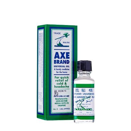 Axe Brand (Сингапур) Лечебное масло Axe Brand Universal Medicated Oil 3 мл