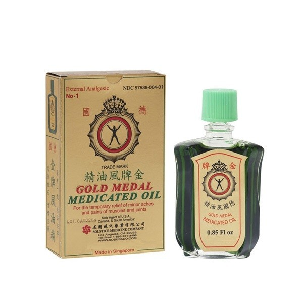 Leung kai fook medical Co Лечебное масло