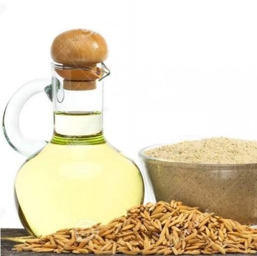 Bio-Viktorika Масло рисовых отрубей  (Oryza Sativa bran oil)