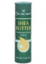 100% масло Ши в стике 28г. (Cococare, США)