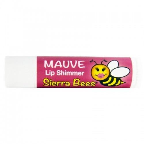 Sierra Bees Тонирующий бальзам для губ Лиловый 4.25г