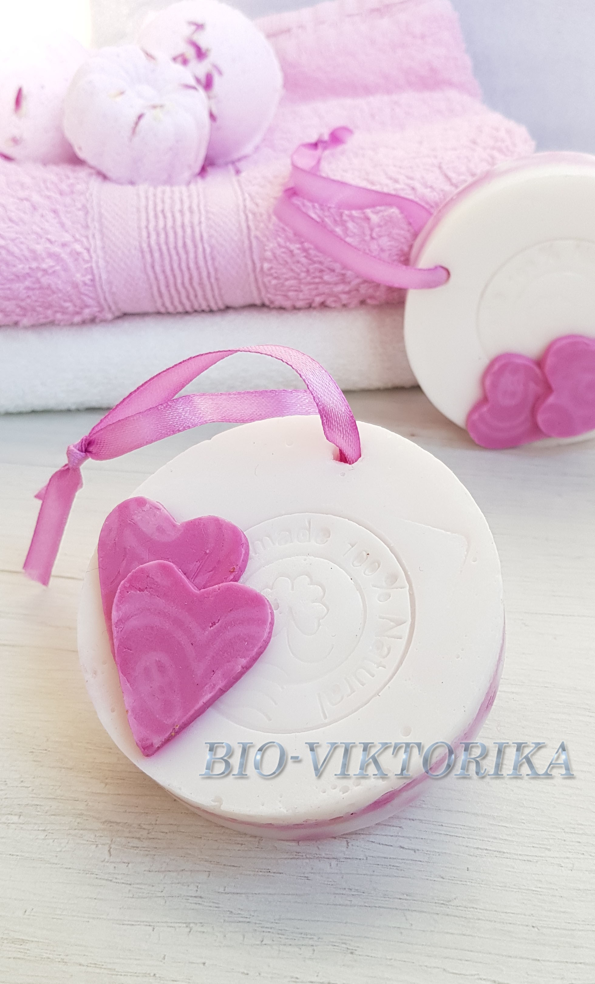 Bio-Viktorika Увлажняющее мыло