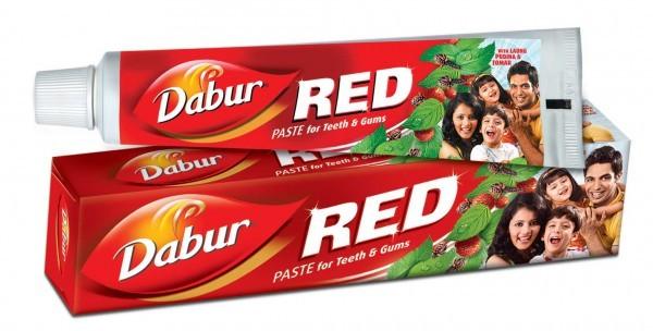 Dabur Зубная паста для всей семьи DABUR RED 100г